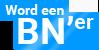 Word een BN'er Logo